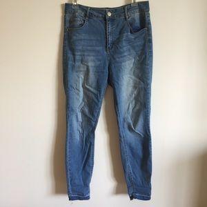High waisted Skinny Jeans Refuge
